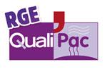 Notre certification RGE QualiPac